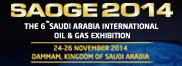 Saudi Arabia International Oil & Gas Exhibition � SAOGE 2014