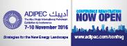 ADIPEC 2016, Abu Dhabi International Petroleum Exhibition & Conference