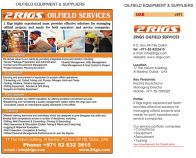 2 Rigs Oilfield Services Consultants (OSC)