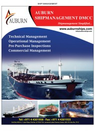 Auburn Ship Management DMCC - P O Box 7412, Dubai, United
