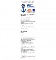 Anchor Pest Control & Trading L.L.C.