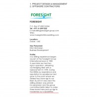 Foresight Offshore Drilling