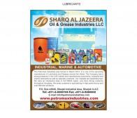 Sharq Al Jazeera Oil & Grease Industries LLC